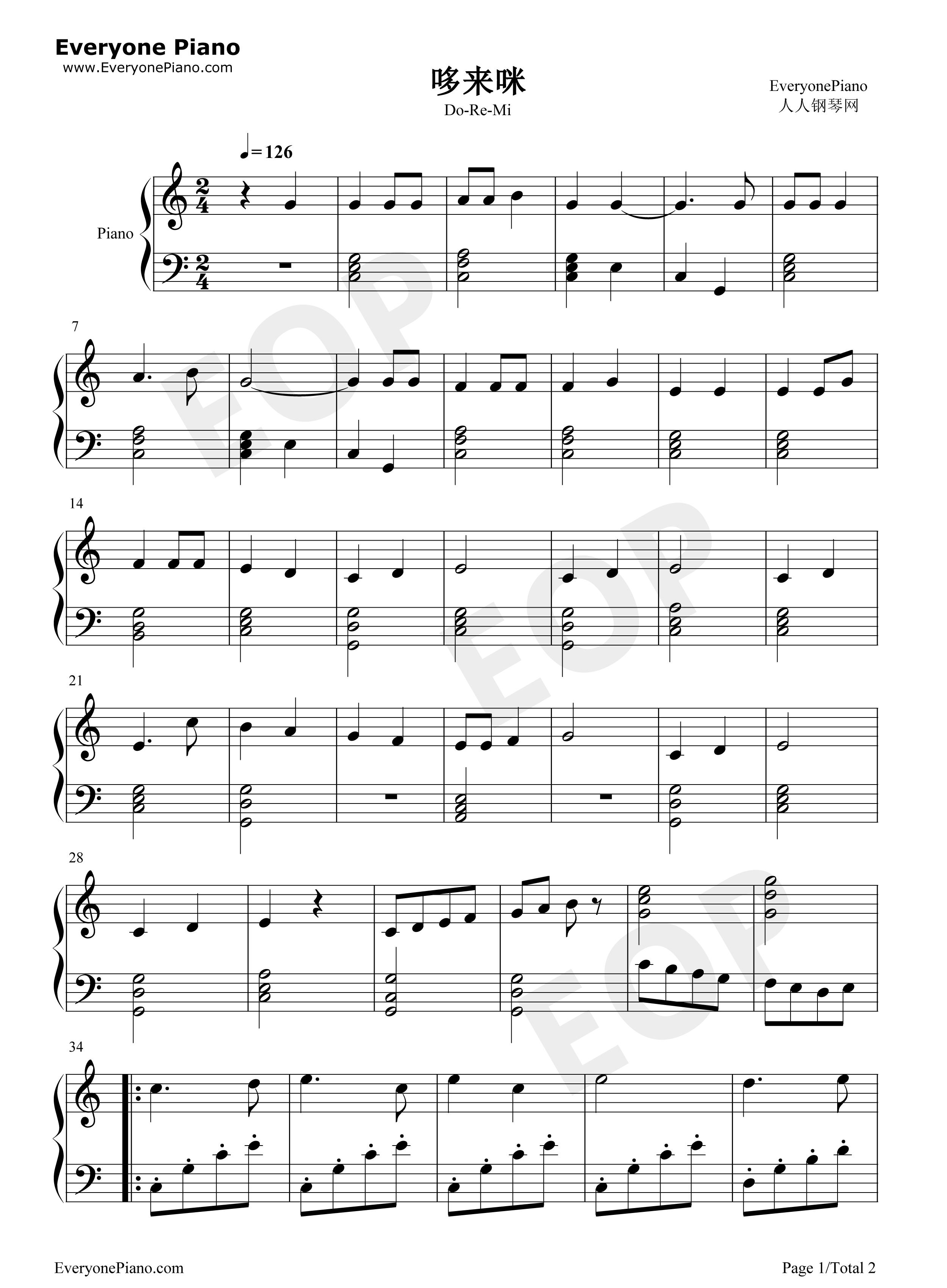 ドレミのうた-The Sound of Musi...