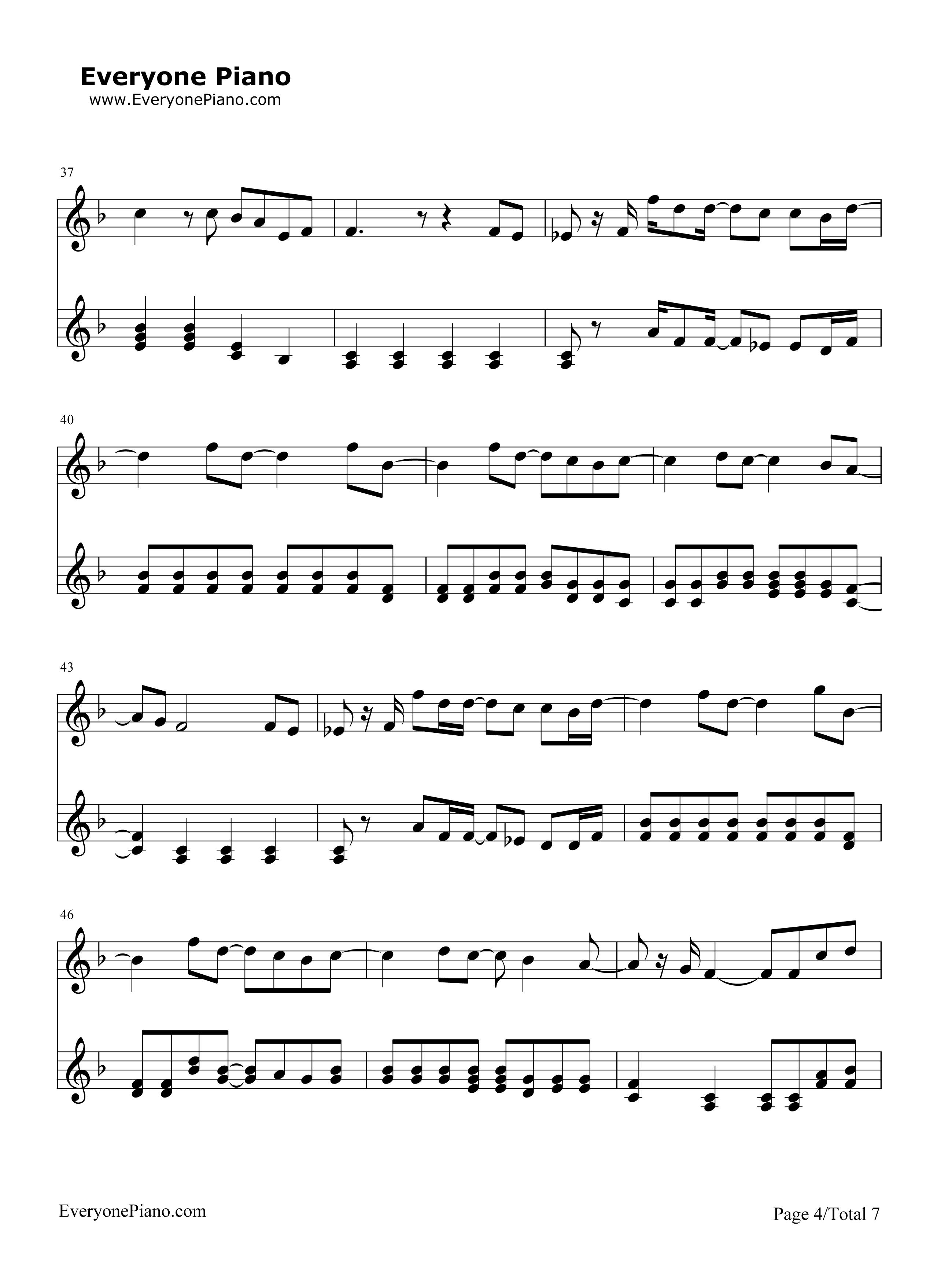 let it be ukulele pdf