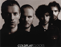 クロックス (Clocks)- Coldplay