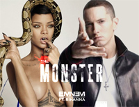 The Monster-怪物-Eminem & Rihanna