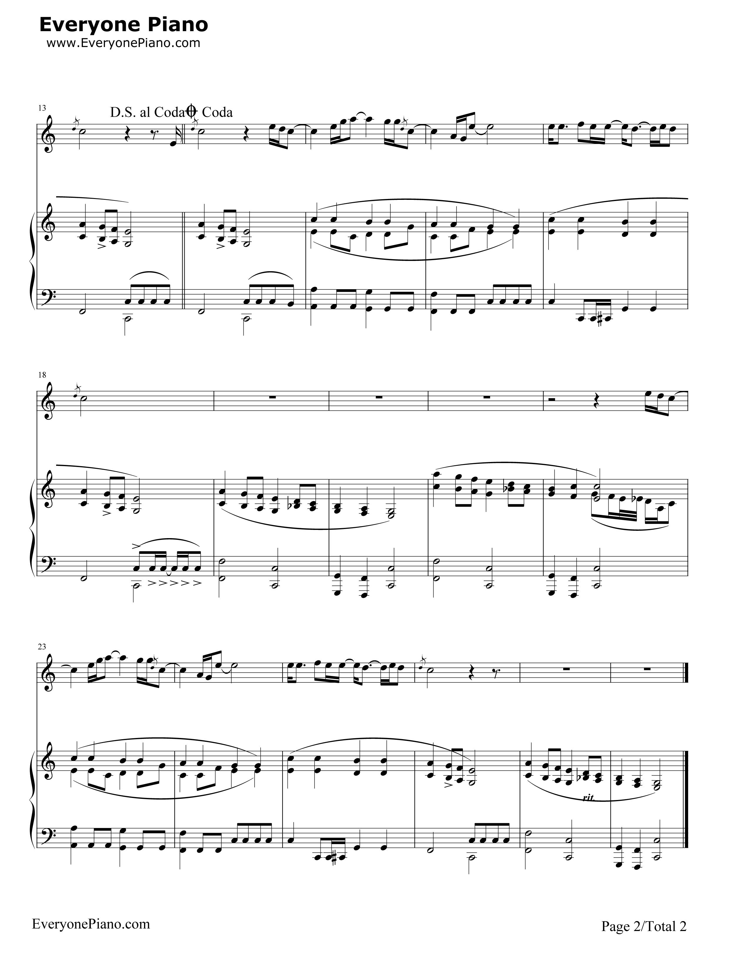 ありがとうピアノスタイル特集 ~楽譜ダウンロー …