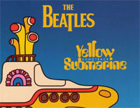 Yellow Submarine-ビートルズ