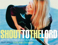 Shout to the Lord-Hillsong
