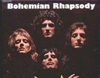 Bohemian Rhapsody ピアノ譜 五線譜