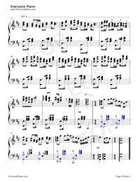 蝴蝶泉辺-ピアノver.-黄雅莉