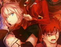 LAST STARDUST-Fate/stay night UNLIMITED BLADE WORKS 挿入歌
