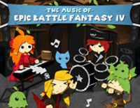 Estavius-Epic Battle Fantasy音楽