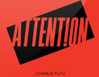 Attention-Charlie Puth