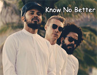 Know No Better-Major Lazer