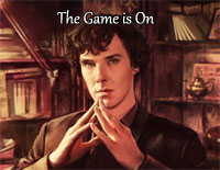 The Game is On-SHERLOCK