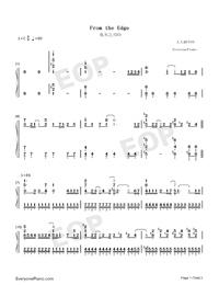 鬼滅の刃ピアノ楽譜無料