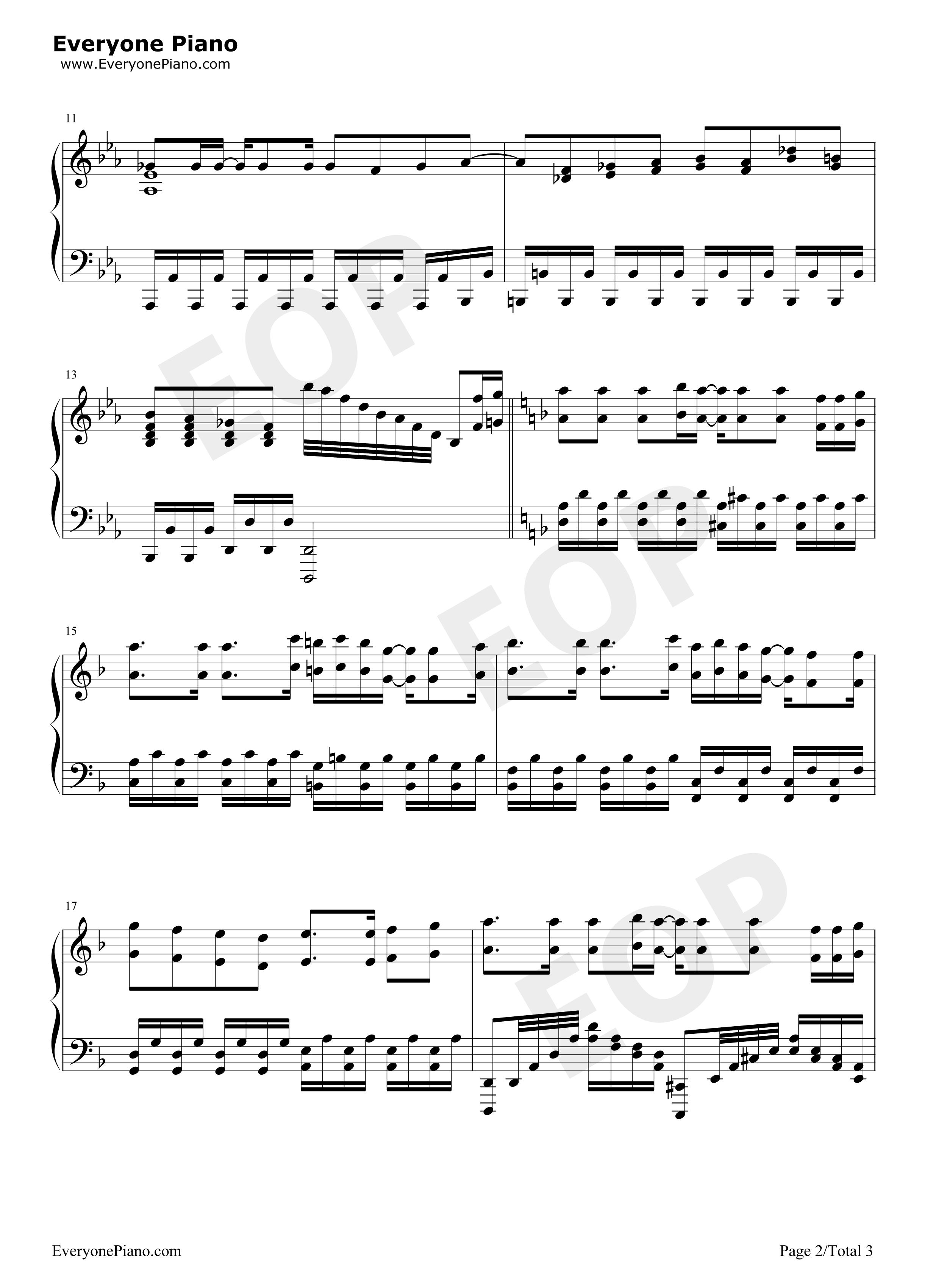 楽譜 鬼 刃 ピアノ 滅 の