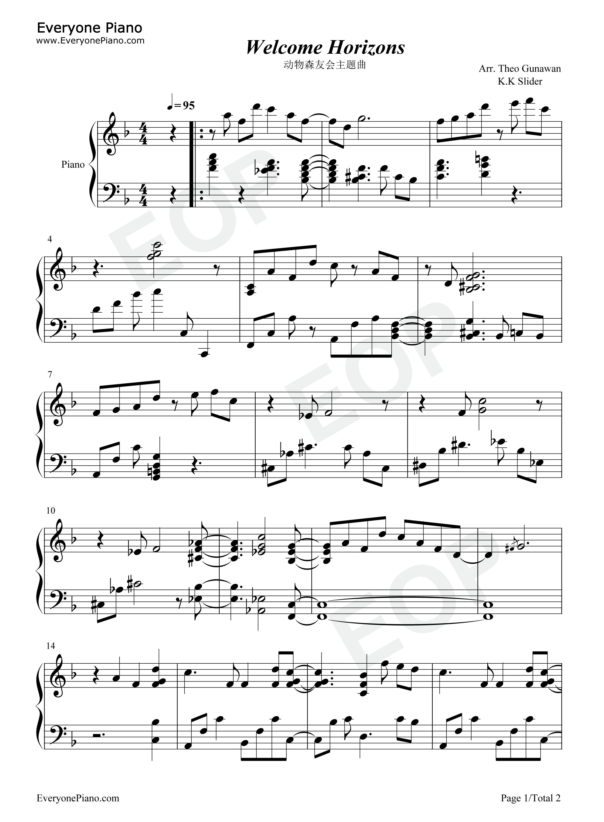 森 楽譜 ピアノ の どうぶつ
