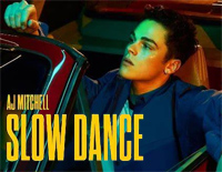 Slow Dance-AJ Mitchell ft Ava Max