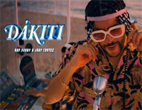 Dakiti-Bad Bunny ft Jhay Cortez