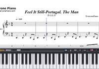 Feel It Still - Portugal. The Man楽譜ピアノ学習