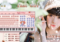 That Girl-Olly MursEOPキーボードピアノショー